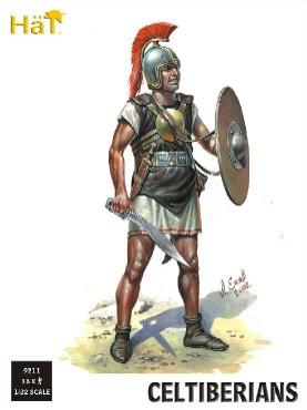 Hat 1/32 Punic War Celtiberian Warriors (16)