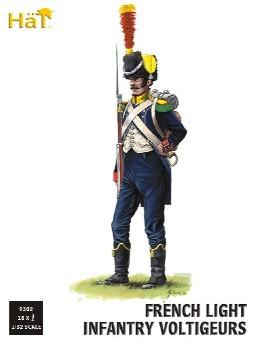 Hat 1/32 Napoleonic French Light Infantry Voltigeurs (18)