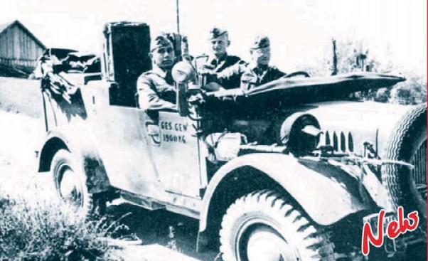 ICM Models 1/35 Pkw (Kfz2) German Radio Vehicle