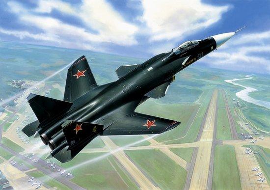 Zvezda 1/72 Su47 Berkut Fighter