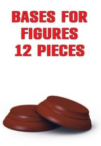 Image 0 of Miniart Models 1/16 Bases for Figures (12)