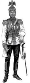 Image 0 of Miniart Models 1/16 Russian Guard Cuirassier 1914