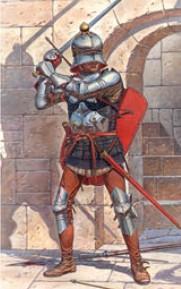 Image 0 of Miniart Models 1/16 Knight XV Century