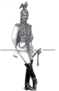 Image 0 of Miniart Models 1/16 Russian Officer Chevalier Guards Regiment