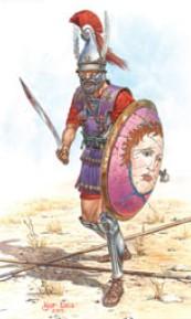 Miniart Models 1/16 Macedonian Guards Officer III Century BC