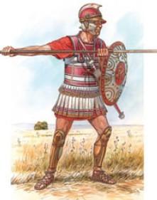 Miniart Models 1/16 Epirote Phalangite III Century BC
