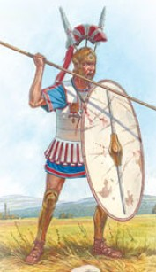 Image 0 of Miniart Models 1/16 Samnite Warrior III Century BC