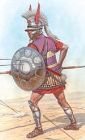 Miniart Models 1/16 Macedonian Phalangite III Century BC