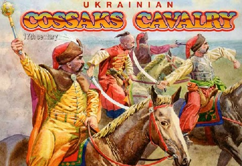 Orion Figures 1/72 Ukrainian Cossacks Cavalry XVII Century (12 Mtd)
