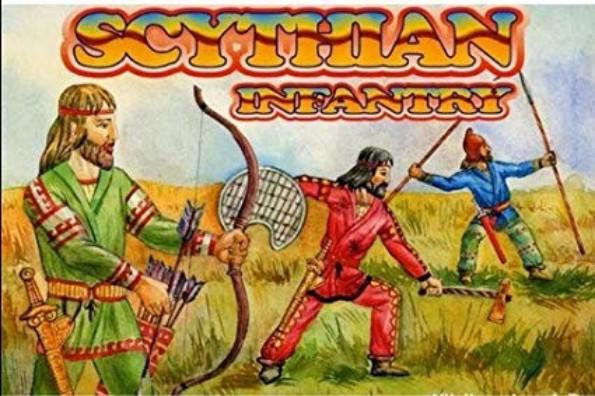 Orion Figures 1/72 Scythian Infantry VII-II Century AD (48)