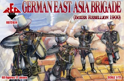 Red Box Figures  1/72 German East Asia Brigade Boxer Rebellion 1900 (48)