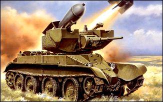 Image 0 of Unimodels Plastic Model Kit 1/72 RBT5 Russian Wheel Track Tank (D)
