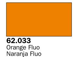 Vallejo Paints 60ml Bottle Fluorescent Orange Premium
