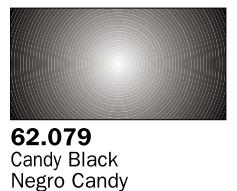 Vallejo Paints 60ml Bottle Candy Black Premium