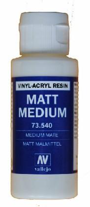 Image 0 of Vallejo Paints 60ml Bottle Matte Medium
