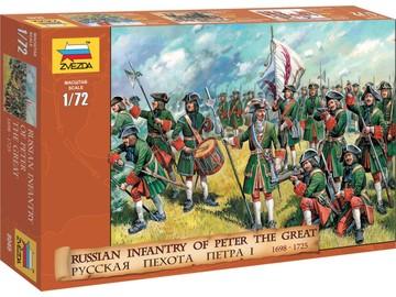 Image 0 of Zvezda 1/72 Russian Infantry Peter the Great XVI Century (43)