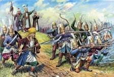 Zvezda 1/72 Janizaries Warriors XVI-XVIII AD (43)