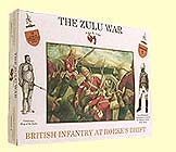 A Call To Arms Plastic 1/32 Zulu War: British Infantry at Rorke�s Drift (16)